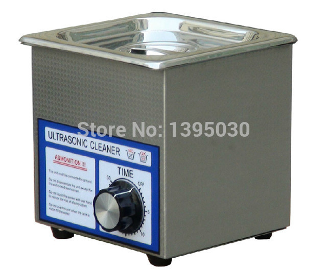 Free Shipping By DHL 1PC PS-08T AC110/220V Digital Ultrasonic Cleaner 60w 40khz 1.3L For Jewely ,Gleases ,Watches Free Basket(China (Mainland))
