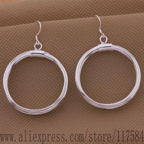 Серьги висячие OEM LX/ae535 925 925 , /fkiaobpa cpjalgqa earring браслет цепь oem lx ah211 925 925 aigaizna buraklya bracelet