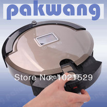 Lower noise good robot vacuum cleaner, automatic recharge cleaner robot, UV sterilization vaccum cleaner robot SQ-A320(China (Mainland))