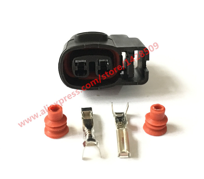 popular auto connector kia buy cheap auto connector kia lots from 5 sets 2 pin 2 0mm female for kia ignition coil ignition coil connector cvvt fuel