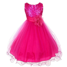 Buy 3-9Y Girl Dresses Floral Ball Gown Clothing Girls Clothes Children Christmas Princess Summer Girl Party Dress Kids for $6.98 in AliExpress store