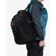 waterproof oxford swiss Backpack Men 15 inch Laptop backpacks swisswin mochila masculina School Bags sports hiking camping bags