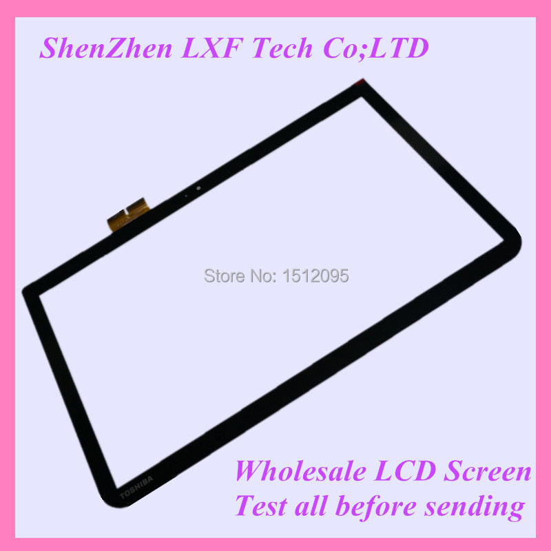 15.6''Replacement LCD Touch digitizer screen For Toshiba Satellite C55T C55DT Touch panel(China (Mainland))