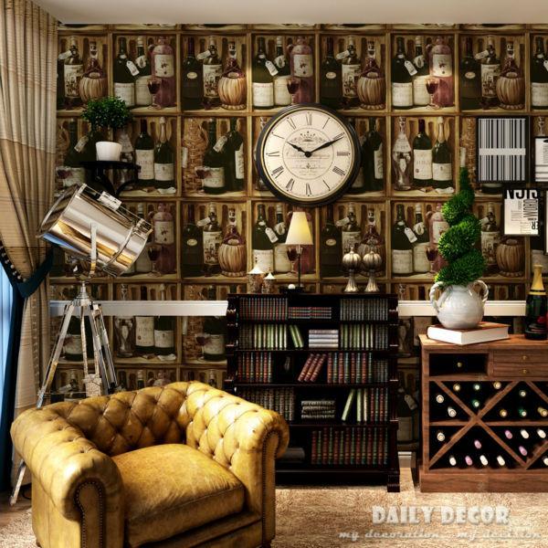 Online kopen wholesale amerikaanse wallpaper uit china amerikaanse wallpaper groothandel - Behang voor restaurant ...