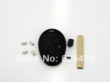 2 Button Remote Fob Case Key Blank for Rover 75 MG ZR ZS ZT Mini w/ Repair Kits(China (Mainland))