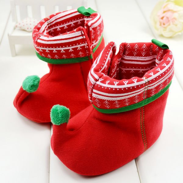 Popular Baby Christmas Shoes-Buy Cheap Baby Christmas Shoes lots ...