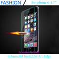 0.26 mm for iphone 5/5s Tempered Glass front clear screen protection glass film on the for iphone 5s premium screen protector