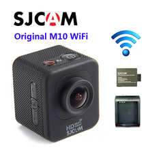 Free Shipping!!Original SJCAM M10 Wifi Full HD 1080P Diving 30M Waterproof Action Camera Sport DVR Connector Set