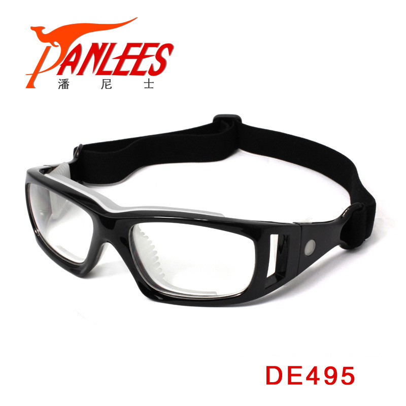 Hot Sales Panlees Prescription Sport Goggles Basketball Glasses Sports strap - Guangzhou Jiahao Factory store