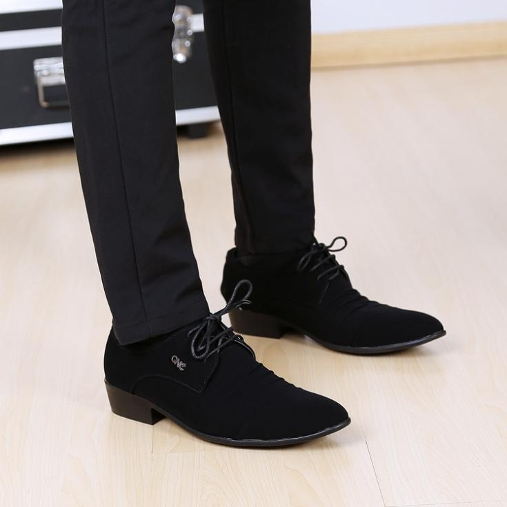 Best selling men brand oxford shoes man formal office shoes male classic british shoe men's career shoes free shipping(China (Mainland))
