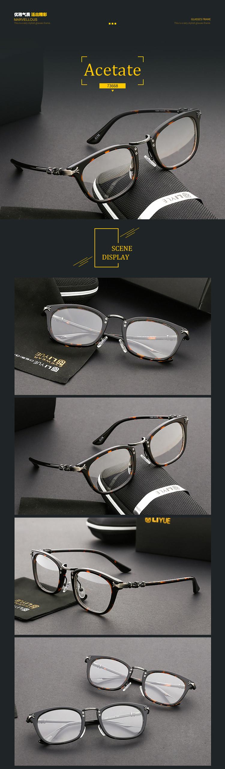 Compre Venta Al Por Mayor Vidrios Claros Gafas De Los Vidrios Marcos ...