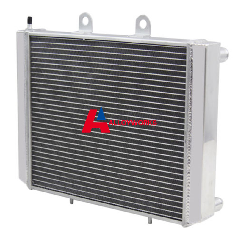 Automobile Auto Cooling Replacement Parts ATV ENGINES ALU RADIATOR FOR 08-09 POLARIS SPORTSMAN TOURING 800 EFI High Quality(China (Mainland))