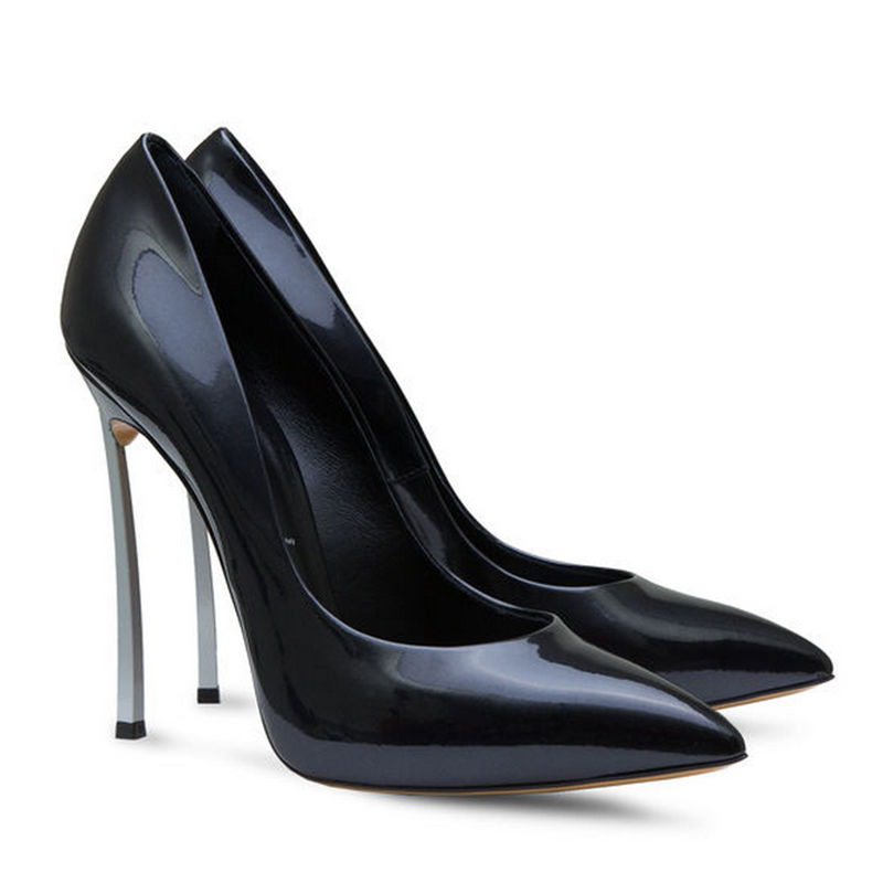 New 2016 Women's High Heels Women Pumps Sexy Bride Party Thin Heel Pointed Toe Patent Leather High Heel Shoes Woman Size 35-42(China (Mainland))