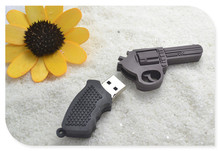 pistol USB Flash 2.0 Memory Drive Stick Pen/Thumb pendrive usb memory stick Gift USB Flash Disk S706(China (Mainland))