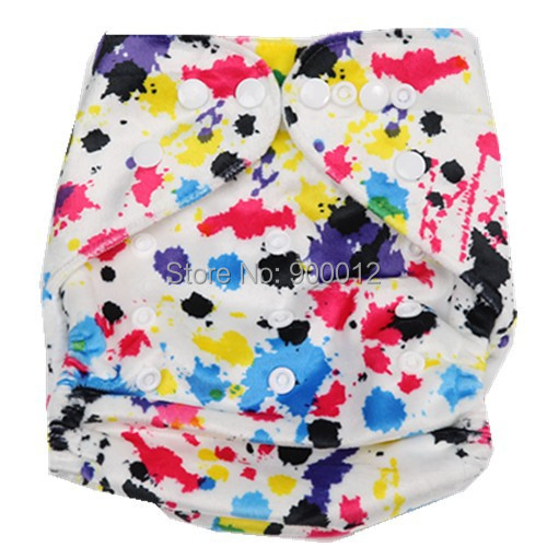 New Arrivals Free Shipping Reusable Waterproof Baby Minky Cloth Diapers Nappies without Microfiber Inserts 200 pcs