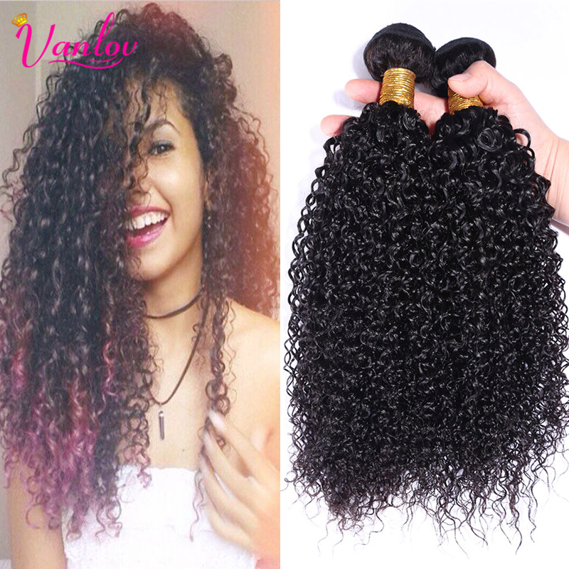Crochet Hair Kinky Curly : Crochet Braid Hair Brazilian Hair Weave Bundles Kinky Curly Virgin ...