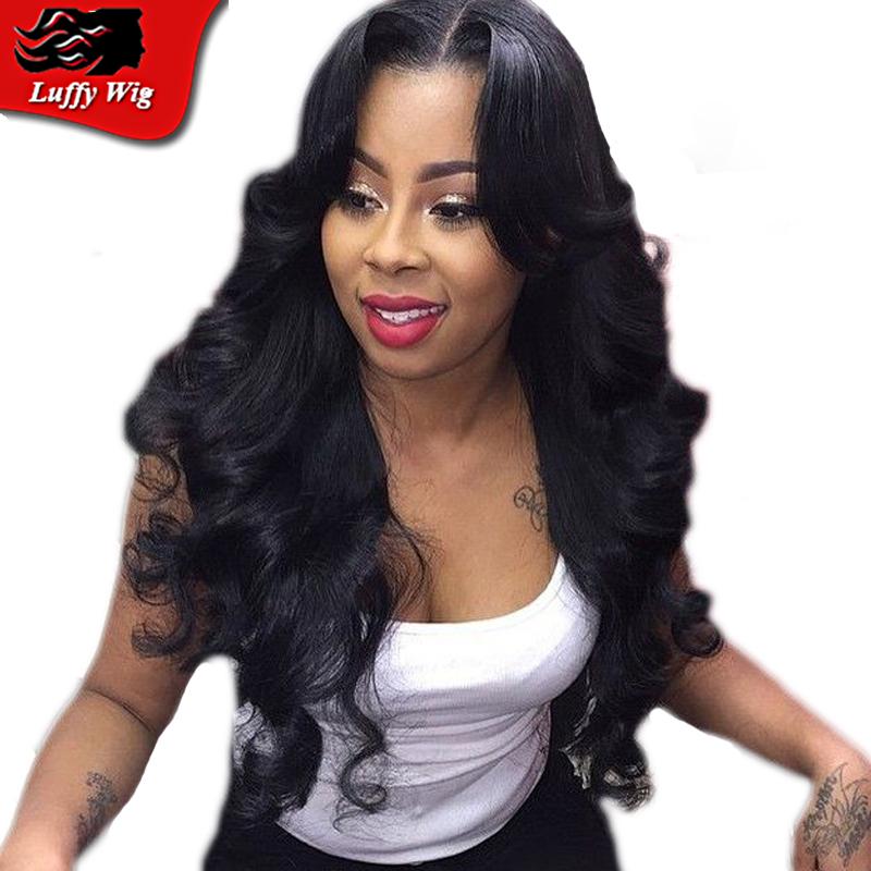 Cheap New Best Body Wave U Part Wig 150% Density Soft Long Human Hair Middle Glueless Wigs Sale - Virgin Co.,Ltd store