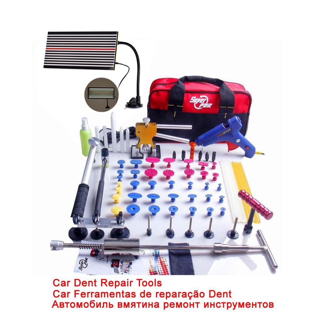 No Paint Dent Repair Tools