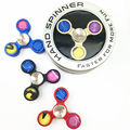 2017 Latest 14 Style Camoflage Hand Spinner Fun Fidget Toy EDC Tri-Spinner Handspinner Every Day Carry Rotation Stress Toys