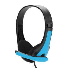 3.5 مللي متر الألعاب سماعة رأس ستيريو باس الصوت سماعة في الأذن سماعات أذن رياضية سماعة رأس مزودة بميكروفون ل جهاز كمبيوتر شخصي لاعب MP3(China)
