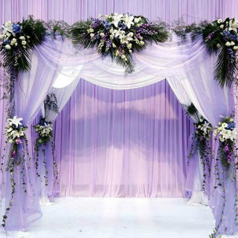 2016 silk flower heart shaped arches wedding decoration