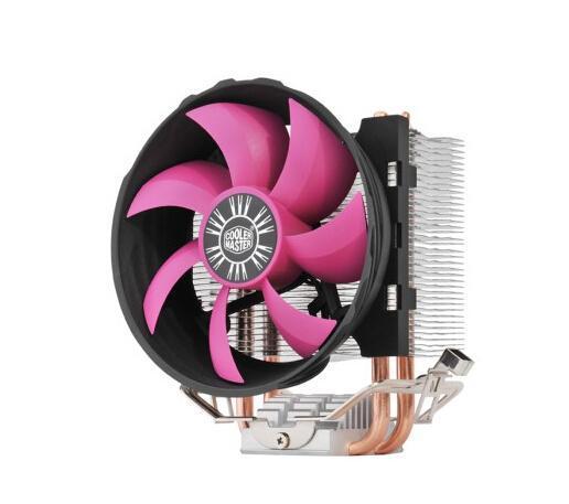 Cooler Master Shark LS200 Computer CPU Cooler 92mm Cooling Fan Heatpipe Heatsink For FM1/AM3+/AM3/AM2/LGA1150/1156/1155/775(China (Mainland))