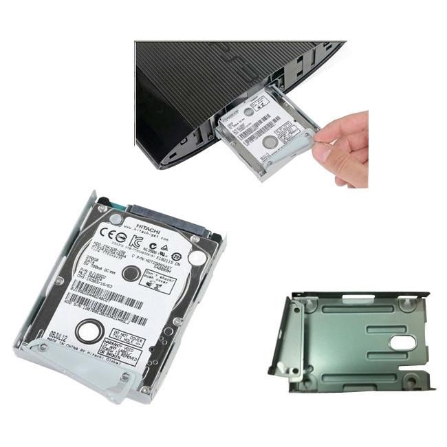 Как заменить жесткий диск на ps3 super slim