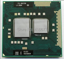 I3 380M cpu for Intel Core I3-380M laptop CPU 3M 2.53GHz SLBZX PGA988 Notebook Original Used disassemble Processor(China (Mainland))
