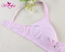 Students bra full of pure cotton thin underwear vest W336