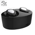TTLIFE TWS True Wireless Stereo Airpods Bluetooth 4 1 EDR Sports Earphones With 500mAh Power Bank