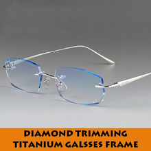 Rimless Glasses With High Prescription : Rimless glasses high prescription online shopping-the ...