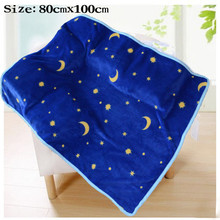 New 2014 Free shipping coral fleece newborn blanket Super Soft Bedding baby blanket baby product Factory Sales 220G/SM