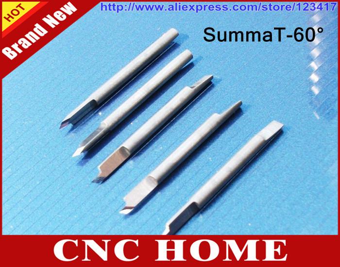 5 x 60 Degree Summa T Vinyl Cutter Plotter Blades Cutting Blade - Shanghai CNC HOME Ltd. Co. store