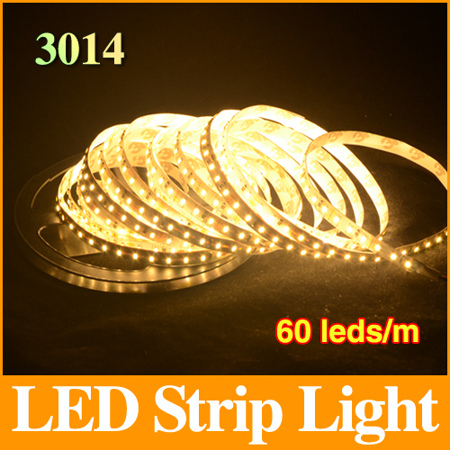 Светодиодная лента OEM 5m 3014 rgb 300 60led/smd DC12V LS19 3014 Led Strip светодиодная лента oem 5630 smd dc12v 60led m 5m flexible light