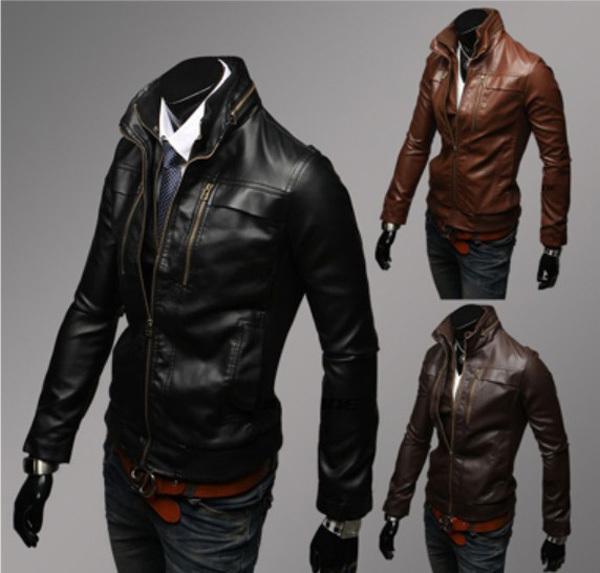 cuero los cuero de hombres 2014 abrigos de hombre especial nuevos dHqtwwgZn