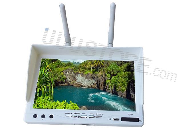 FPV 5.8G RC8001