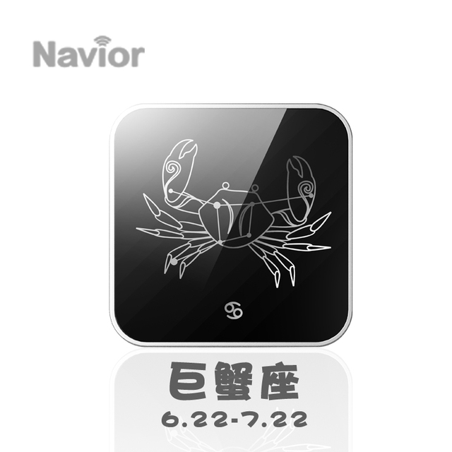 Two-way navior bluetooth anti-lost alarm wireless phone map