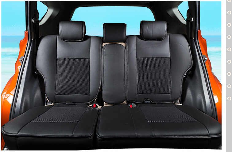 good quality special car seat covers for toyota rav4 2015 durable comfortable leather seat. Black Bedroom Furniture Sets. Home Design Ideas