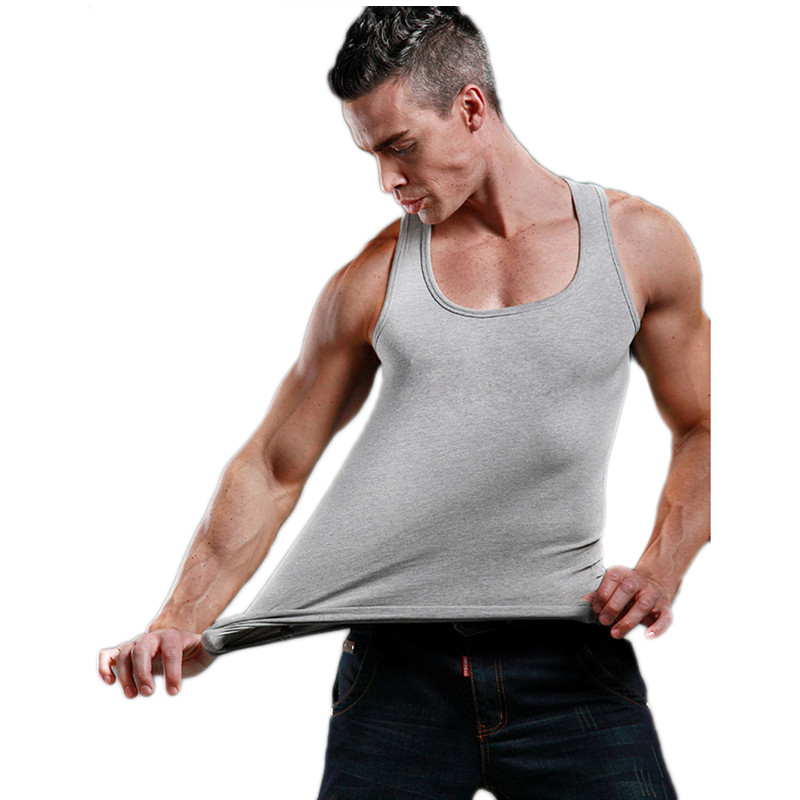buy summer men clothing tank tops man undershirts casual fitness bodybuilding. Black Bedroom Furniture Sets. Home Design Ideas
