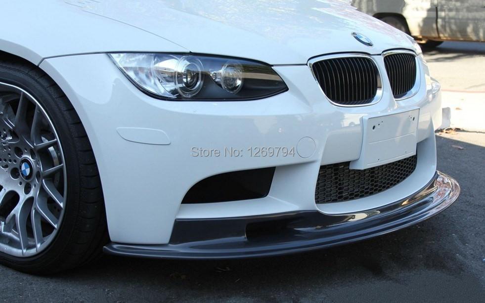 Front Lip /Front Bumper Lip Designed For M3 E92 E93 Of The AKY Style