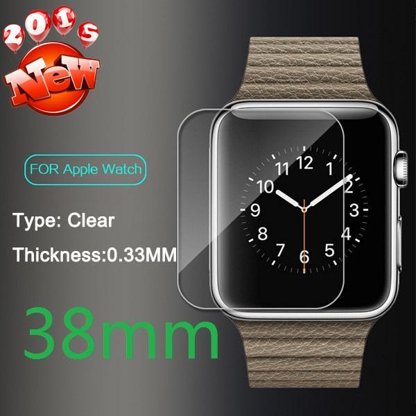 Защитная пленка для мобильных телефонов 2.5d 38 /0,3 9 H Hd Apple iwatcH