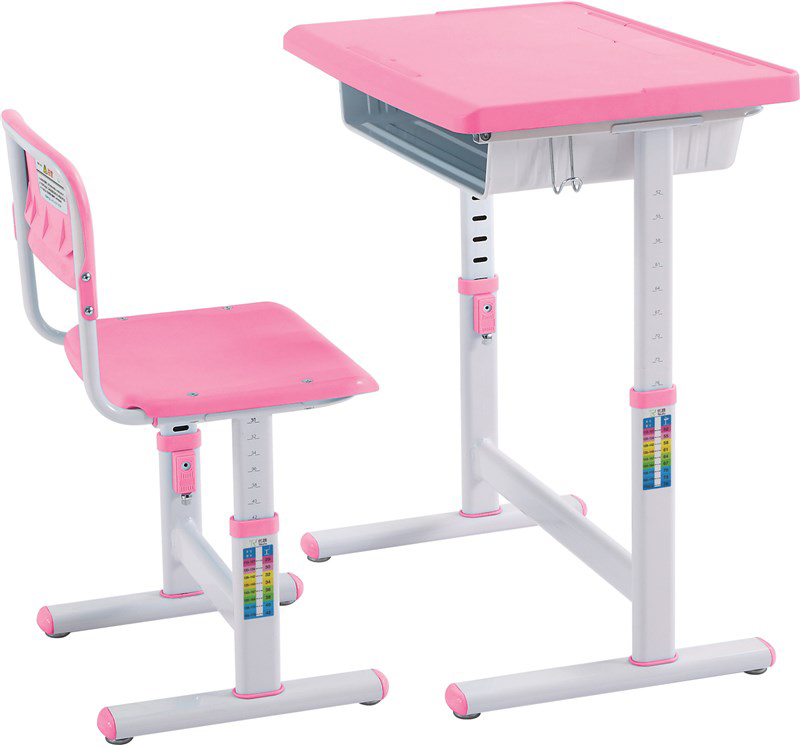 ergonomique r glable enfants bureau d 39 tude abs en. Black Bedroom Furniture Sets. Home Design Ideas