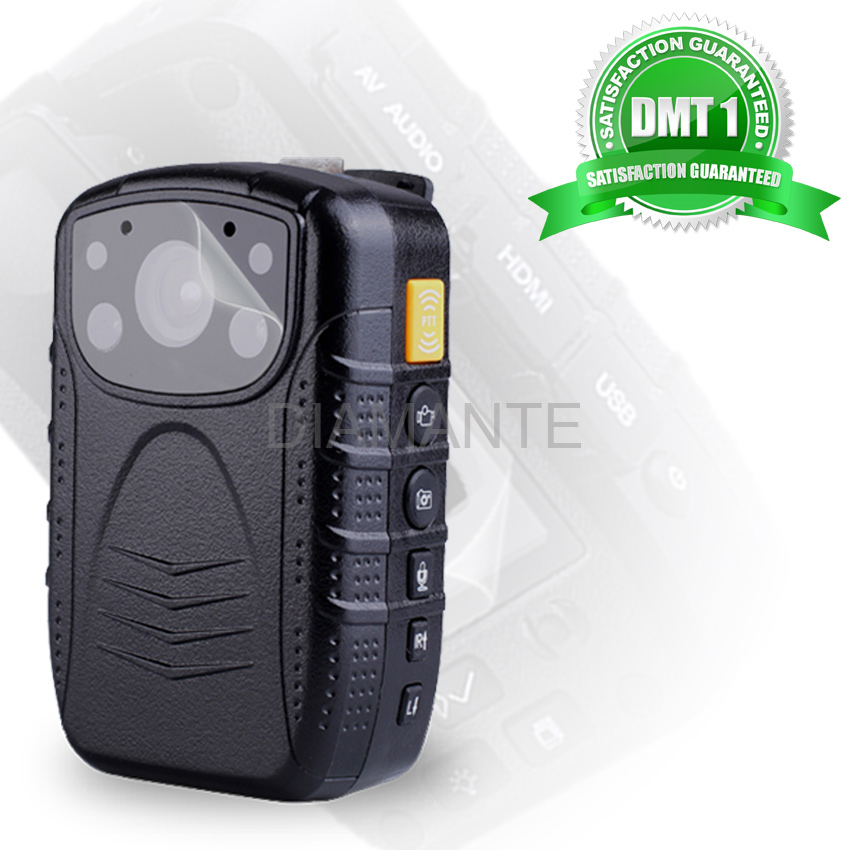 Full HD 1080P Multi-functional Body Worn Police IR Night Vision 16GB Camera - Diamonmed Technology Co., Ltd store