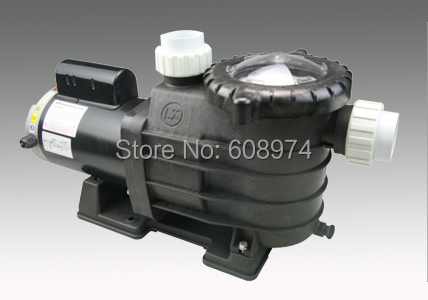 LX Swimming pool pump Model 48SUP1653C-1 Switchable between 110 and 220 volts 60Mhz Suitable for US Canada pool(China (Mainland))