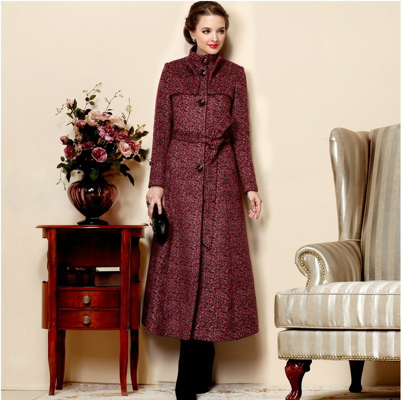 Compare Prices on Long Wool Coat Plus- Online Shopping/Buy Low ...