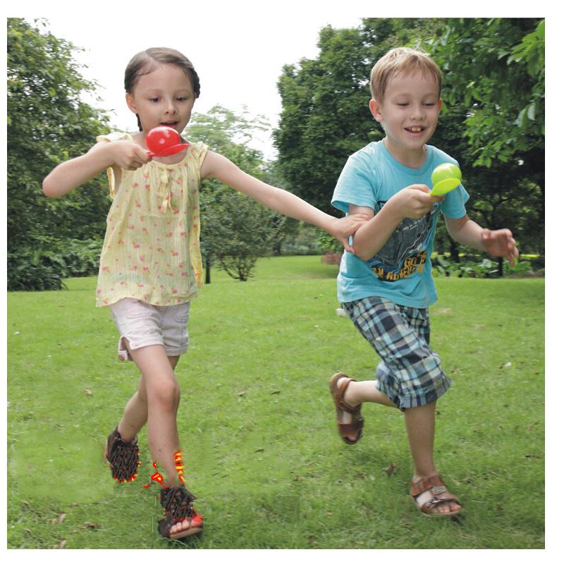 Game Toys To Practice : Balance egg running kindergarten children s sports game