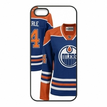 Oilers Jordan Eberle Jersey For Apple iPhone 4 4S 5 5C SE 6 6S Plus 4.7 5.5 iPod Touch 4 5 6 case mobile(China (Mainland))