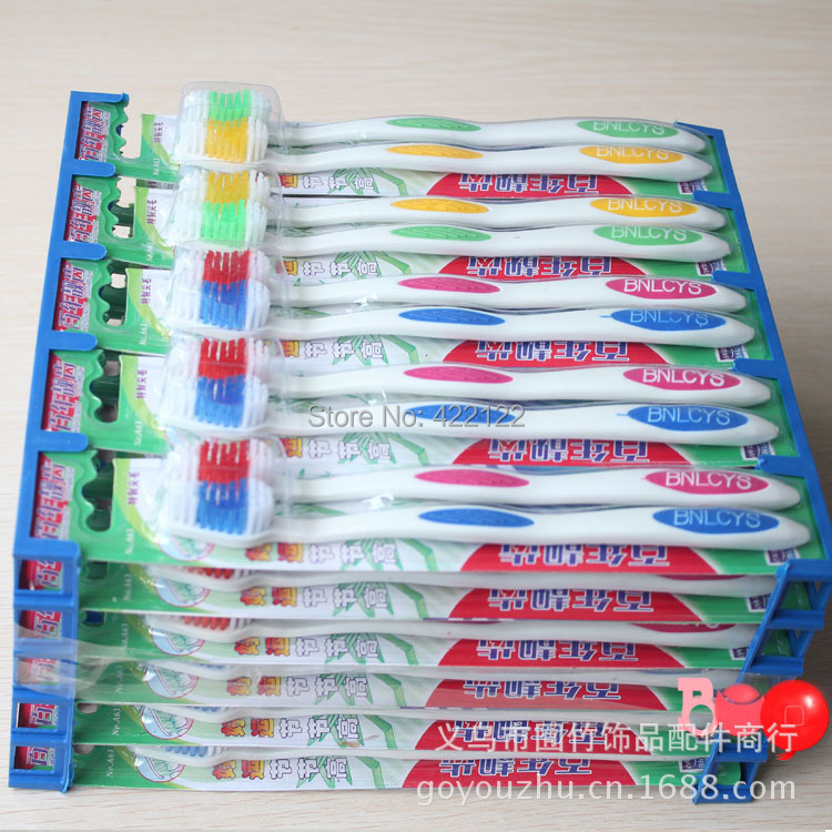 Korean toothbrush Ultra soft gum-protective anion health bamboo charcoal tooth brush 100pcs=25pack TB10<br><br>Aliexpress