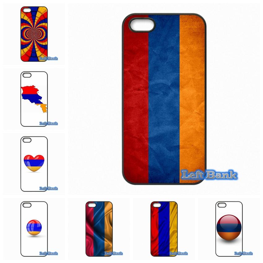 Armenia Flag Phone Cases Cover Blackberry Z10 Q10 HTC Desire 816 820 One X S M7 M8 M9 A9 Plus