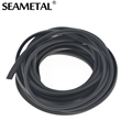 3m Car Door Rubber Protection Strip Door Seal Edge Protector Side Weatherstrip Anti Scratch on Auto